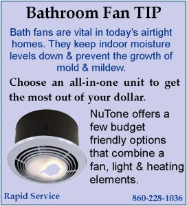 prevent-stop-bathroom-mold-exhaust-fan-columbia-ct-electrician-plumber-homebuyer-homeowner-tips